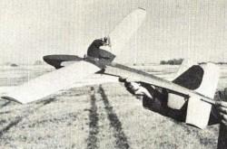 Slo Poke model airplane plan