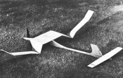 Stag model airplane plan