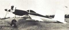 Student model airplane plan