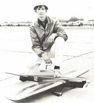Sweet Pea model airplane plan