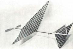 Thermal Dart model airplane plan