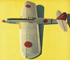 Tony model airplane plan