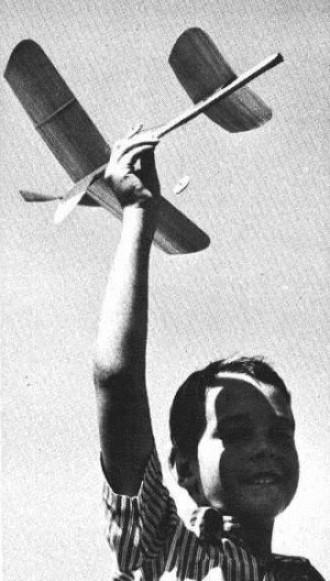 Yako model airplane plan