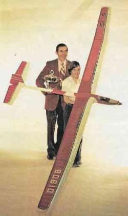 Astro Jeff model airplane plan