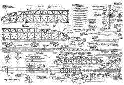 Cloud 9-AAM-09-70 model airplane plan