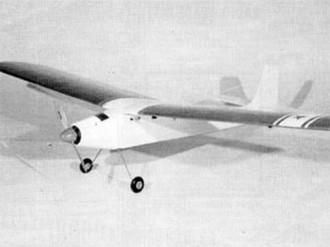Electra-Fli model airplane plan