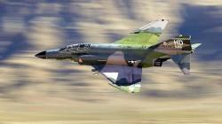 F-4 Phantom model airplane plan