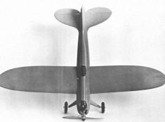 Fireball CL Jim Walker model airplane plan