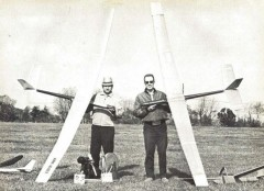 King Kong 144in model airplane plan