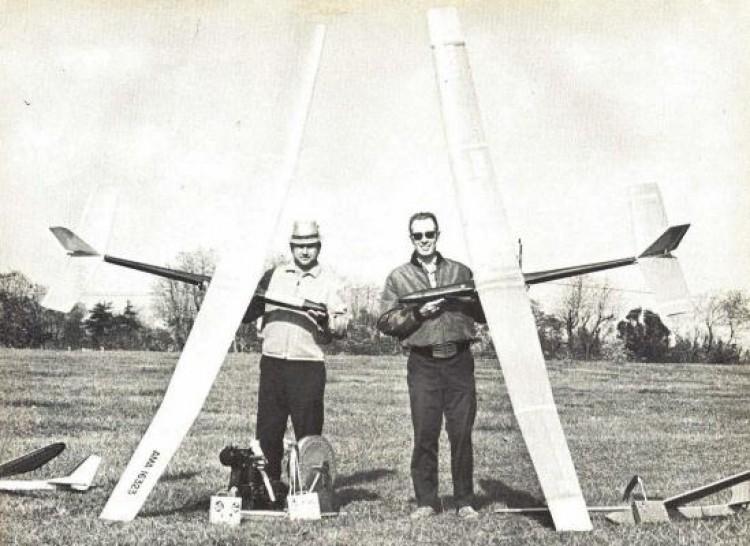 King Kong 144in model airplane plan