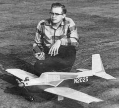 Mooney model airplane plan