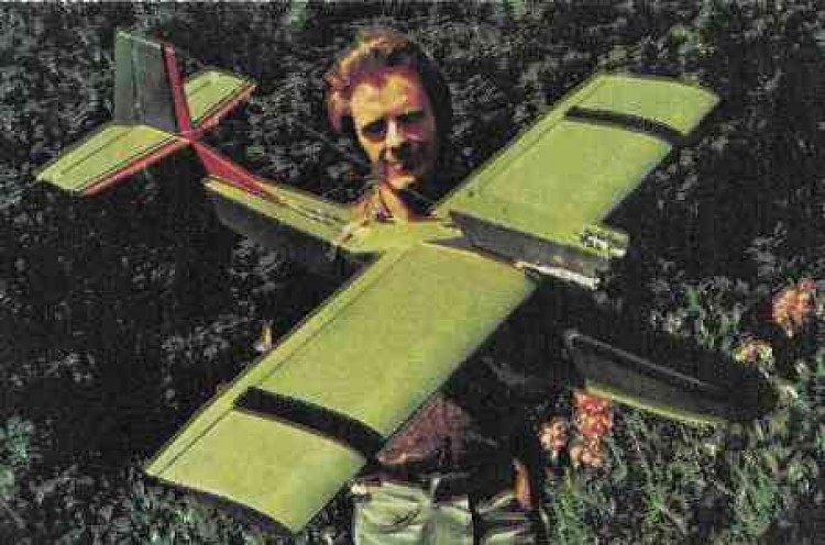 Osker model airplane plan