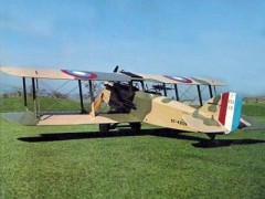 Packard-Lepere LUSAC-11 model airplane plan