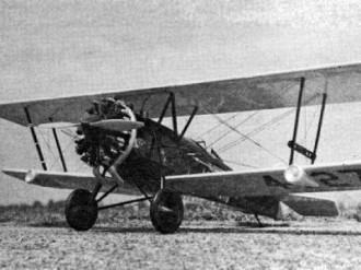 Pitcairn Mailwing model airplane plan
