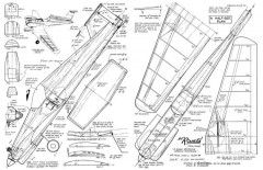 Rivets 020 model airplane plan