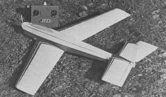 Skyphonic model airplane plan