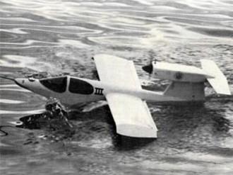 Spectra model airplane plan