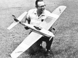 Tardon II model airplane plan