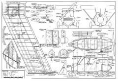Waterman Aerobile model airplane plan