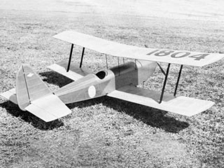 Big John model airplane plan