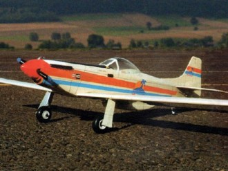Eee-Z-Fli P-50+1 model airplane plan