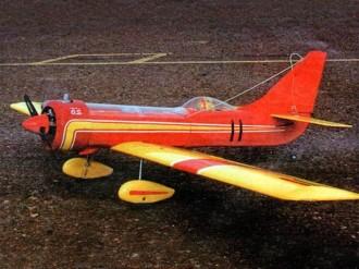 Eee-Z-Fli Pylonair model airplane plan