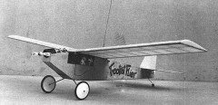 Footrot Flier model airplane plan