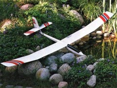 Klubbens model airplane plan