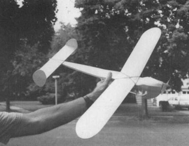 Medusa model airplane plan