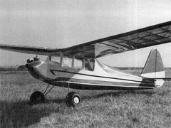 Miss Arpiem model airplane plan