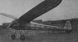 Pinch Hitter model airplane plan