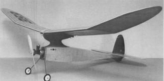 Playboy Senior model airplane plan