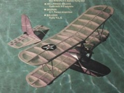 Poolboy model airplane plan
