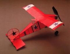Silver Schtick model airplane plan