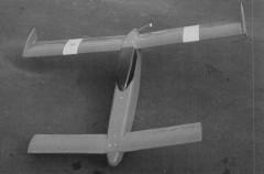Swan model airplane plan