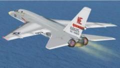 Vigilante A5A model airplane plan