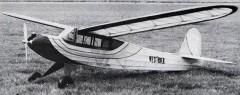 West Ner model airplane plan
