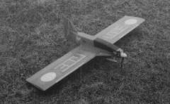 Whirlwing model airplane plan