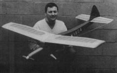 Apprentice model airplane plan