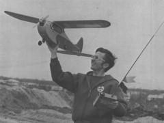 Beam model airplane plan