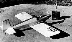 Beanpatch model airplane plan