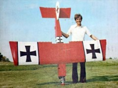 Big Stik model airplane plan