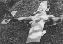 Cleopatra model airplane plan