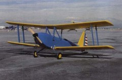 Duster model airplane plan