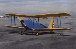 Duster model airplane plan