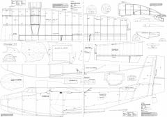 Water Ranger model airplane plan