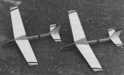 Blecha 2 model airplane plan