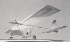 Ultra L model airplane plan