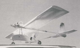 Ultra L model airplane plan