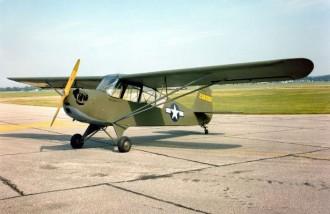 Aeronca Grasshopper model airplane plan